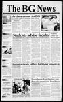 The BG News March 24, 1999
