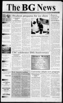 The BG News March 25, 1999