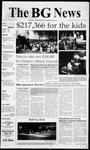 The BG News March 29, 1999
