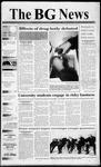 The BG News March 30, 1999