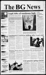 The BG News March 31, 1999
