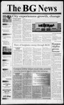 The BG News April 1, 1999