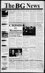 The BG News April 7, 1999