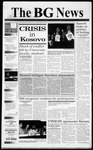 The BG News April 9, 1999