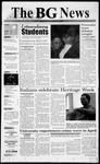 The BG News April 13, 1999