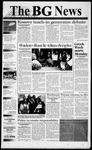 The BG News April 16, 1999