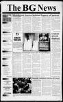 The BG News April 21, 1999