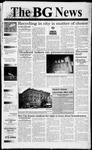 The BG News April 23, 1999