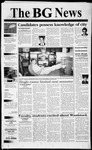 The BG News April 28, 1999