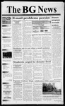 The BG News April 29, 1999