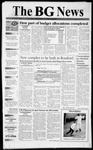 The BG News May 3, 1999