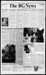 The BG News June 9, 1999