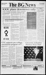 The BG News June 16, 1999
