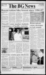 The BG News July 7, 1999