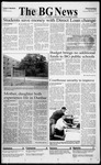 The BG News July 21, 1999