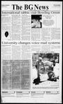 The BG News August 4, 1999