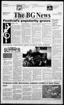 The BG News September 10, 1999