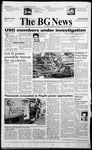 The BG News September 15, 1999