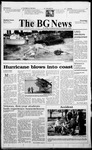The BG News September 16, 1999