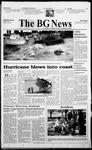 The BG News September 16, 1999