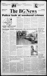 The BG News September 21, 1999