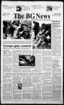 The BG News September 22, 1999