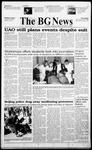 The BG News September 30, 1999