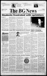 The BG News October 1, 1999