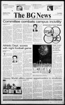 The BG News October 5, 1999