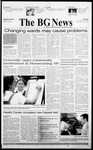 The BG News October 8, 1999