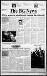 The BG News October 11, 1999