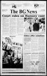 The BG News October 14, 1999