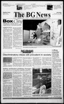 The BG News October 18, 1999