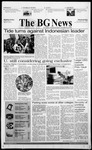 The BG News October 20, 1999
