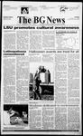 The BG News October 22, 1999