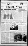 The BG News November 2, 1999