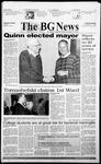 The BG News November 3, 1999
