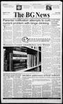 The BG News November 4, 1999