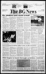 The BG News November 12, 1999
