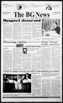 The BG News November 17, 1999