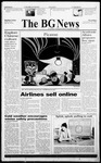 The BG News November 18, 1999