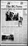 The BG News November 22, 1999