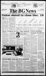 The BG News November 30, 1999