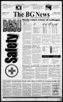 The BG News December 1, 1999