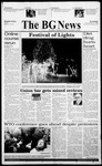 The BG News December 2, 1999