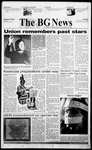 The BG News December 3, 1999