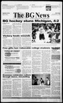 The BG News December 6, 1999