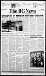 The BG News December 10, 1999
