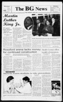 The BG News January 14, 2000