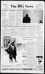 The BG News January 21, 2000